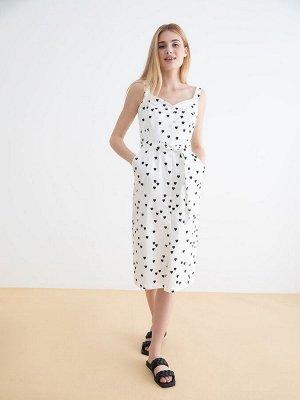 Платье жен. Valerie белый