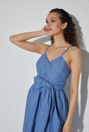 Платье жен. Miranda синий