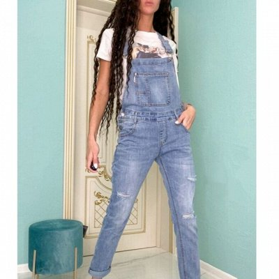 Не упусти момент! Качественные джинсы по доступным ценам — Комбинезоны — Комбинезоны