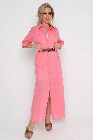 Платье Длина артикула измеряется по спинке от основания шеи до низа изделия.  Длина для размера 42, 44, 46, 48, 50, 52: 137 см. Основная ткань: блузочно-плательного ассортимента. Тонкая и очень легкая