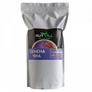 Семена чиа Опиcание Семена чиа - это удивительный суперфуд, который обеспечит витаминами и энергией на весь день. Чиа обладает большим количеством полезных элементов (жирные кислоты Омега-3, Омега-6,