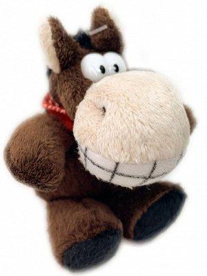 """Мягкая игрушка """"Лошадка"""" 12 см _стр., 12см, _"""