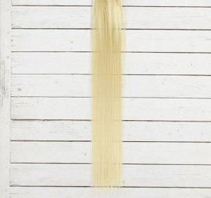 Волосы - тресс для кукол «Прямые» длина волос: 40см, ширина: 50см, №88