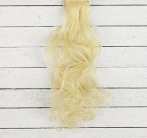 Волосы - тресс для кукол «Кудри» длина волос: 40см, ширина: 50см, № 613А
