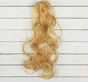 Волосы - тресс для кукол «Кудри» длина волос: 40см, ширина: 50см, №15