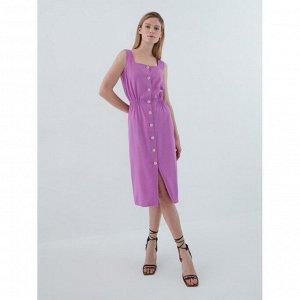 Платье женское фуксия