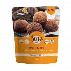 Финик, какао, фундук, турецкий кофе Sun Balls, 144г/12шт