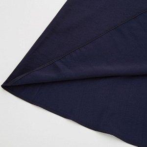 Женский сарафан, синий