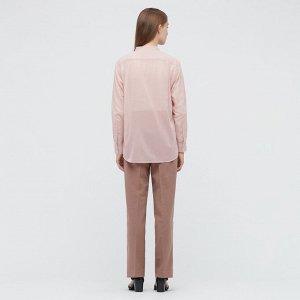 Женская рубашка, розовый