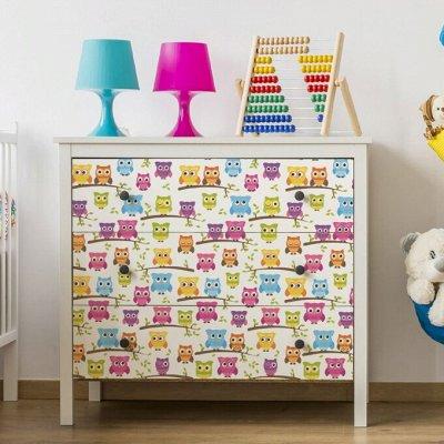 Пленка самоклеящаяся для мебели и декора — Детские