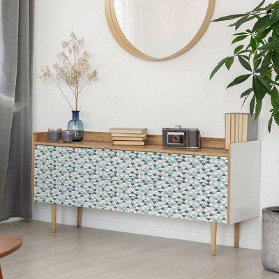 Пленка самоклеящаяся для мебели и декора (11.06.2021) — Геометрия