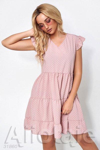AJIOTAJE Яркое лето 2021 🌺 женская одежда — Платья средней длины