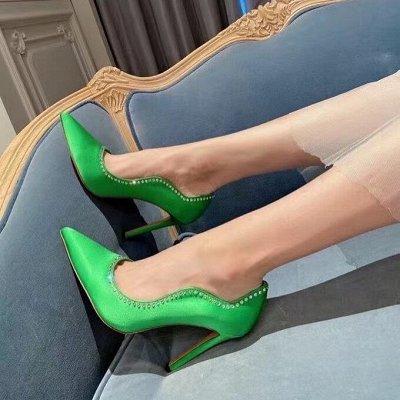 Обуви много не бывает!Летние новинки!Рассрочка. — Туфли,босоножки — На каблуке