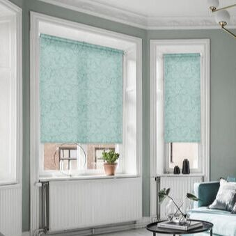 Красивые Шторы для вашего дома. Рулонные, Римские, Жалюзи — Рулонные шторы ширина 40-48 см — Жалюзи