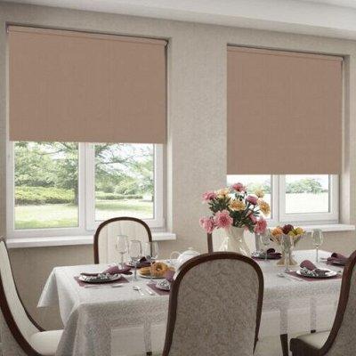 Красивые Шторы для вашего дома. Рулонные, Римские, Жалюзи — Рулонные шторы ширина 70-73 см — Жалюзи