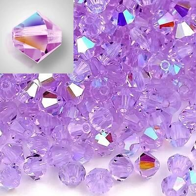 Океан бусин.      — Бусины Preciosa MC Rondelle Bead Crystal — Бисер и бусины