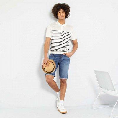 Французская одежда для детей и взрослых. Летняя распродажа — Мужчины. рубашки, футболки
