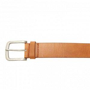 Кожаный ремень - коричневый