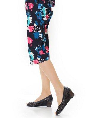 Туфли Страна производитель: Турция Размер женской обуви x: 36 Полнота обуви: Тип «F» или «Fx» Сезон: Лето Тип носка: Открытый Форма мыска/носка: Закругленный Каблук/Подошва: Танкетка Высота каблука (с