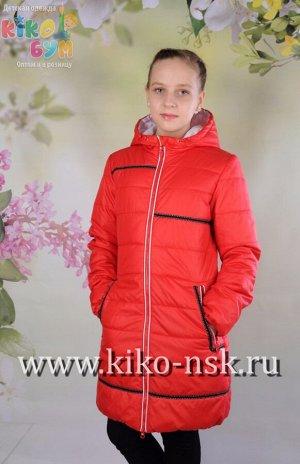 3951Б Пальто на синтепоне
