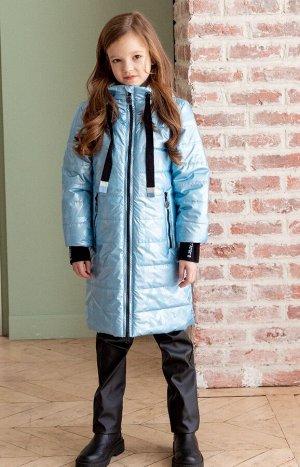 2128 Пальто на синтепоне