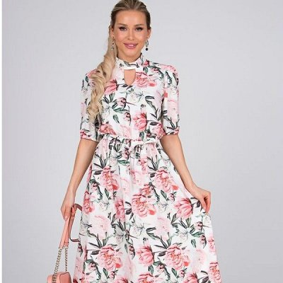 Женская одежда от Valentina. Dresses  — Платья короткий рукав — Повседневные платья