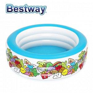 Надувной бассейн Bestway / 152 х 51 см, 400 л
