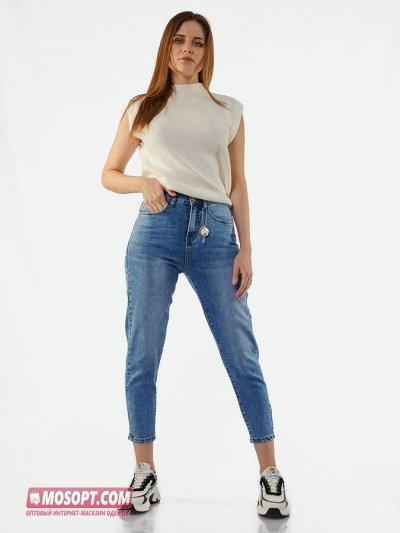 Джинсы оптом. Крутые джинсы по специальным ценам ! — Джинсы Мосопт жен — Джинсы