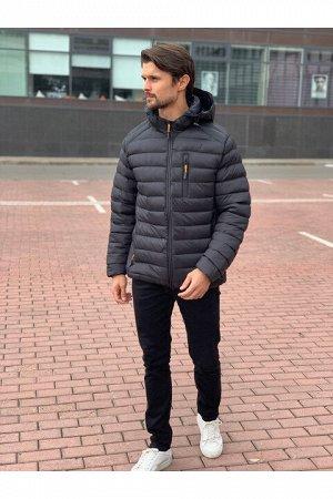 Мужская куртка E02505D-1 черная