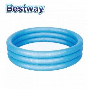 Надувной бассейн Bestway / 152 x 30 см, 282 л