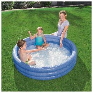 Надувной бассейн Bestway / 122 x 25 см, 140 л
