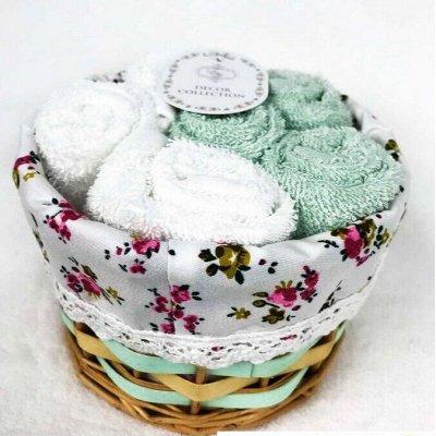 ОГОГО Какой Выбор Домашнего Текстиля — Полотенца 30x30 см — Полотенца