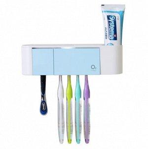 Стерилизатор зубных щеток О2 BS-3300s (голубой)