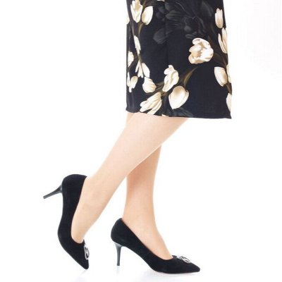 Обувь + без рядов! Горячие новинки весна -лето 2021🔥 — Туфли женские на каблуке — На каблуке