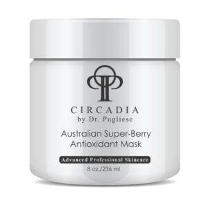 Маска скраб для лица «Австралийская малина» с антиоксидантами // Australian Super-Berry Antioxidant Circadia