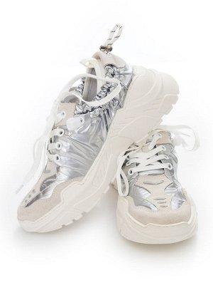 Кроссовки Страна производитель: Китай Размер женской обуви x: 35 Вид обуви: Кроссовки Пол: Женский Застежка: Шнуровка Цвет: Серый Материал верха: Замша Материал подошвы: Резина Материал подкладки: Тек