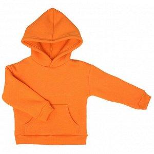 Толстовка 0312/2 (оранжевая)