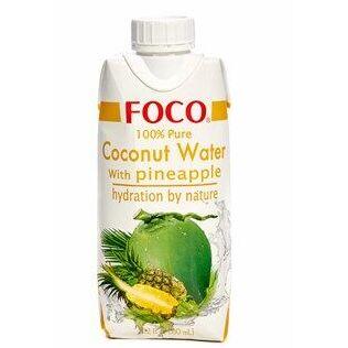 Мегараспродажа ЭКОпродуктов - 107 — Кокосовая вода organic