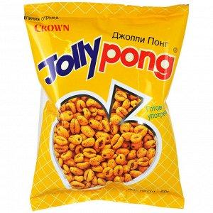 Воздушные пшеничные зерна джоли понг (jolly pong) 60 г