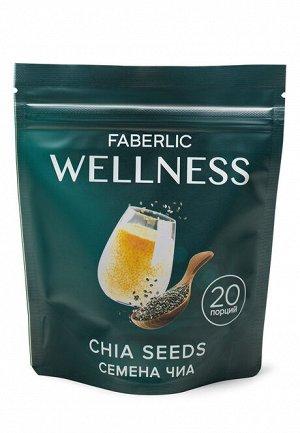 Семена чиа Вес: 200 гр.. Источник Омега-3 кислот.  Укрепление иммунитета.  Источник растворимой клетчатки.  Отлично подойдет в приготовлении завтраков, пуддингов, десертов или как самостоятельное блюд