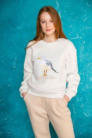 Свитшот White Seagull