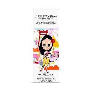 ARTISTRY STUDIO™ Bangkok edition Мерцающий гель для лица и тела