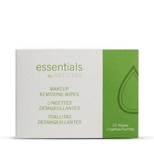 Essentials by ARTISTRY™ Салфетки для снятия макияжа
