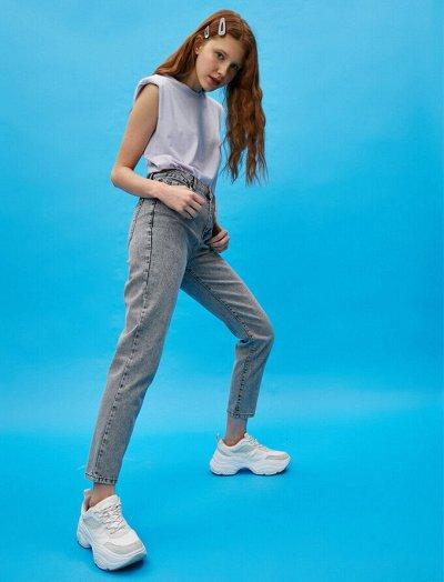Джинсы, футболки, платья Koton. — Женские джинсы, брюки — Джинсы