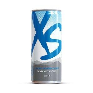 XS™ Power Drink Жаркие Тропики уп/12