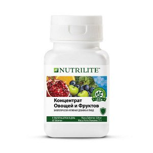 NUTRILITE™ Концентрат овощей и фруктов, 60 таб.