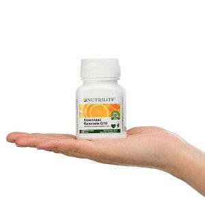 NUTRILITE™ Комплекс Коэнзим Q10, 60 капс.