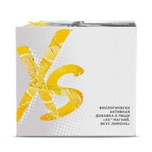 XS™ Магний в стиках. Вкус лимона, 30 х 1,5 г.