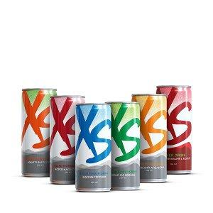 XS™ Power Drink Микс вкусов уп/ 6