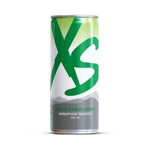 XS™ Power Drink Имбирное яблоко уп/ 12